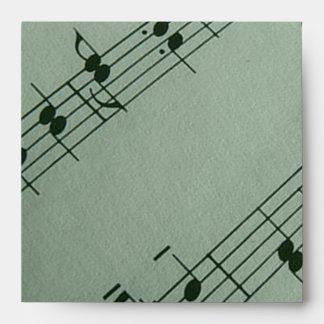 make music envelopes