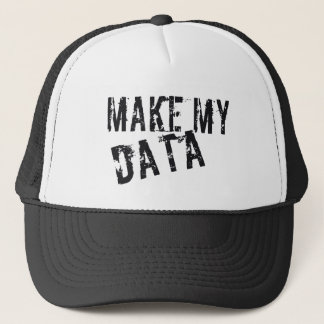 Make my Data Trucker Hat