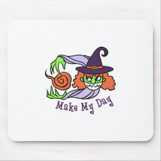 Make my day mouse pad