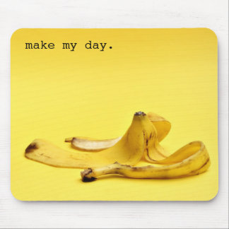 Make my day. mouse pad