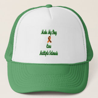 Make My Day MS Cure Hat