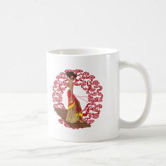 Make My Geisha Funky Coffee Mug