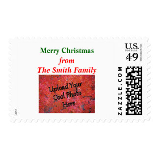 Make My Own Photo Stamp for Christmas Cards or ...