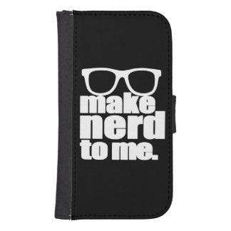 Make Nerd to Me Phone Wallet