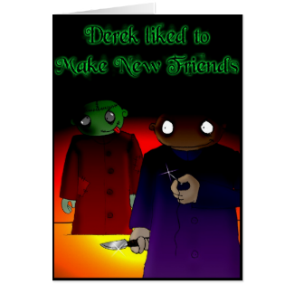 Make New Friends Card