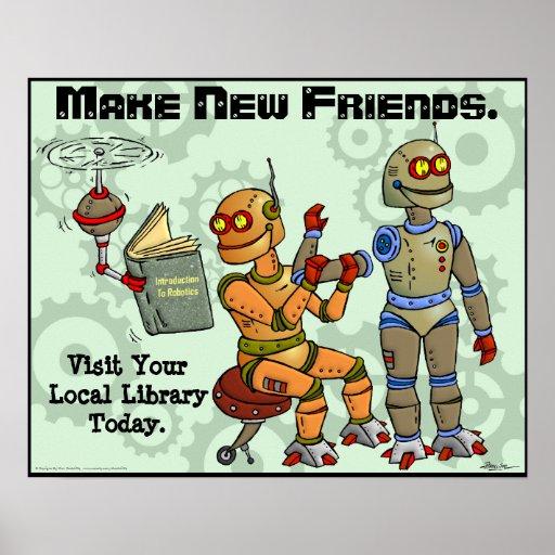 Make New Friends Print