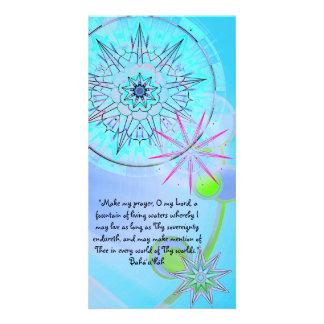 Make of my prayer card