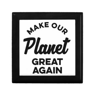 Make Our Planet Great Again Gift Box