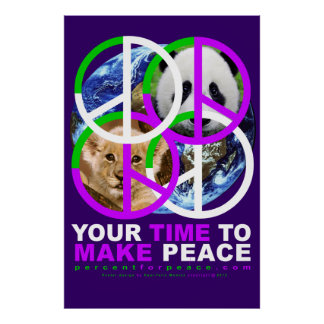 Make Peace Poster
