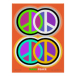 Make Peace Poster makepeaceart.com