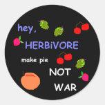 Make Pie Dark Sticker