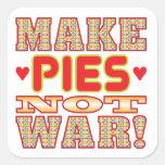 Make Pies v2 Sticker