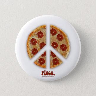 """""""Make Pizza, Not War"""" Buttons"""