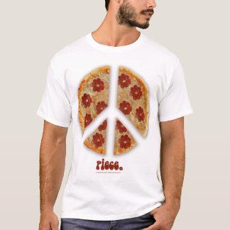 """""""Make Pizza Not War"""" T-shirt"""