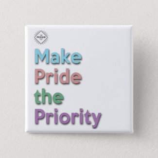 Make Pride the Priority Button