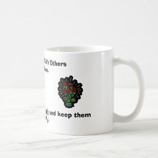Make promises sparingly and keep t... coffee mug