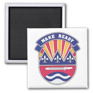 make ready logo magnet