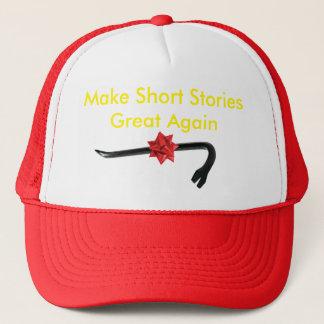 Make Short Stories Great Again Trucker Hat