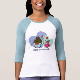 Make Some Music T Shirt