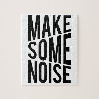 Make Some Noise Jigsaw Puzzle