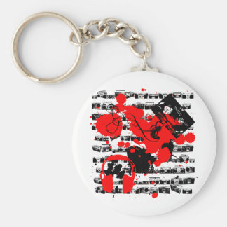 make some noise keychains