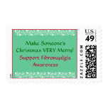 Make Someone's Christmas VERY Merry!, Support F... Postage Stamp
