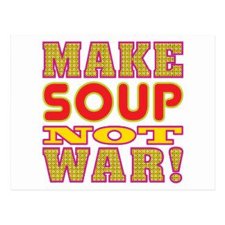 Make Soup Postcards