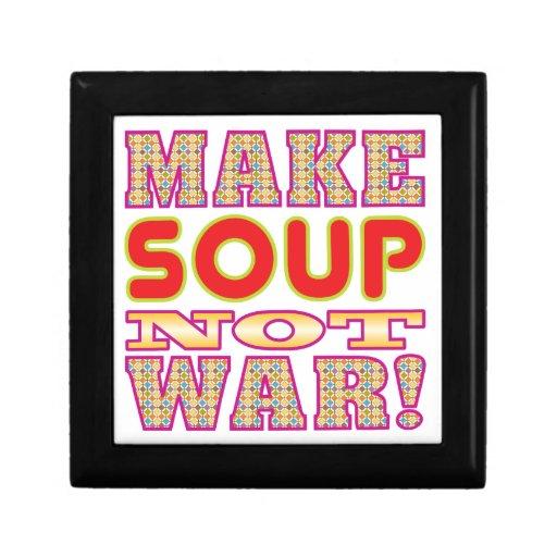 Make Soup v2 Keepsake Box