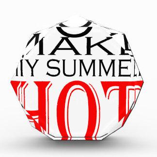 make summer hot flirt teenage memory hot black bea acrylic award