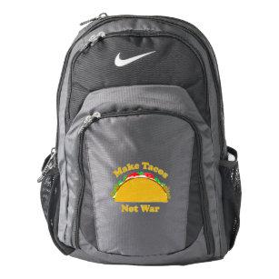 Make Tacos Not War Backpack 264c227f9ec2d