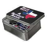 Make Texas A Republic Again Jigsaw Puzzle
