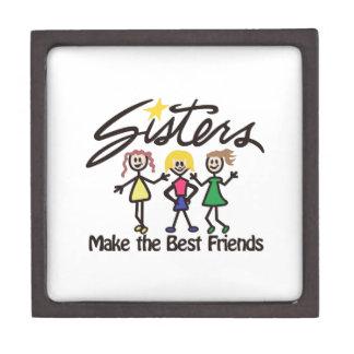 Make the Best Friends Jewelry Box