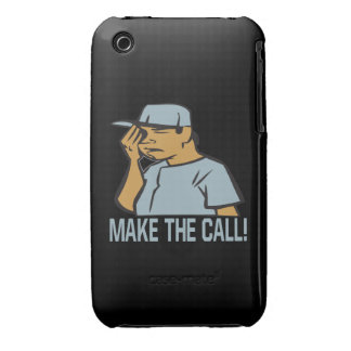 Make The Call iPhone 3 Covers