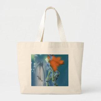 Make The Magic Happen Large Tote Bag