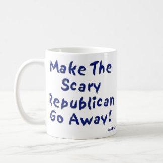 Make the Scary Republican Go Away, Mug