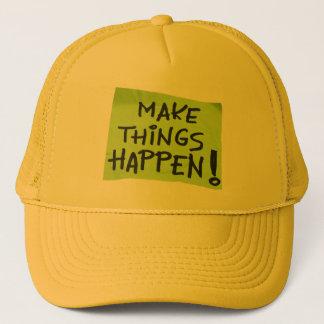 Make Things Happen! Trucker Hat