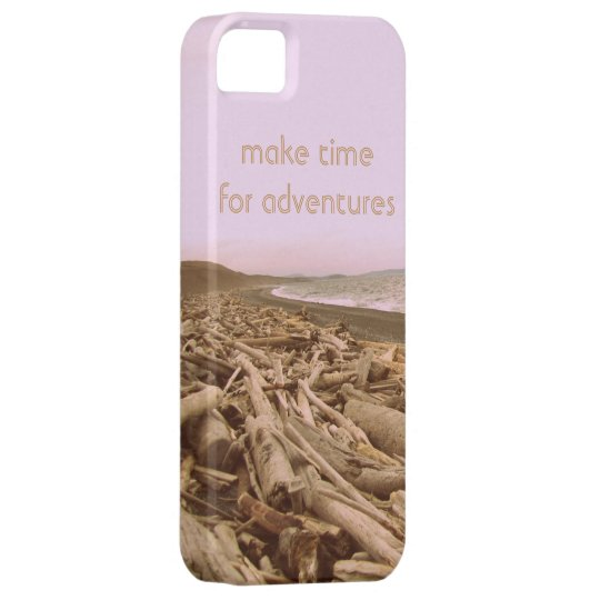 Make Time For Adventures iPhone SE/5/5s Case