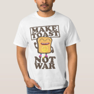 Make toast emergency was T-Shirt