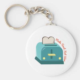 Make Toast Keychain