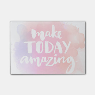 Make Today Amazing Post-it® Notes