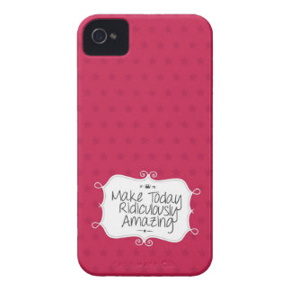 make today ridiculously amazing iPhone 4 cover