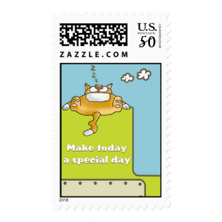 make today special day postage