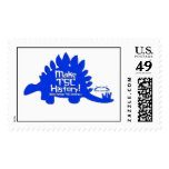 Make TSC History Postage Stamp