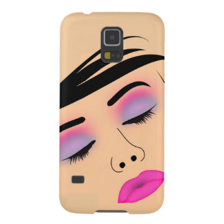 Make up and hairstyle cases for galaxy s5