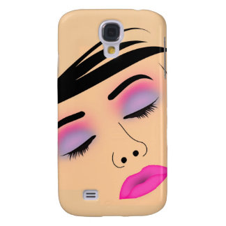 Make up and hairstyle galaxy s4 covers