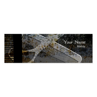 Make Up Artist Double-Sided Mini Business Cards (Pack Of 20)