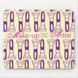 Make-up Artist Mouse Pad