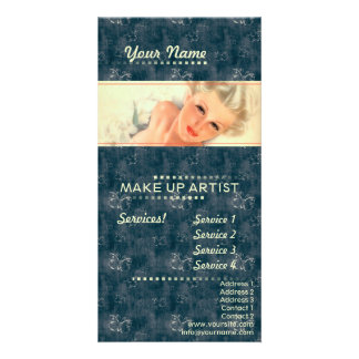 Make Up Artist - Photocard, Service Card