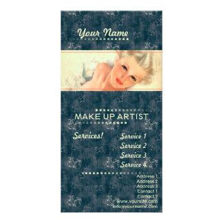 Make Up Artist - Photocard, Service Card
