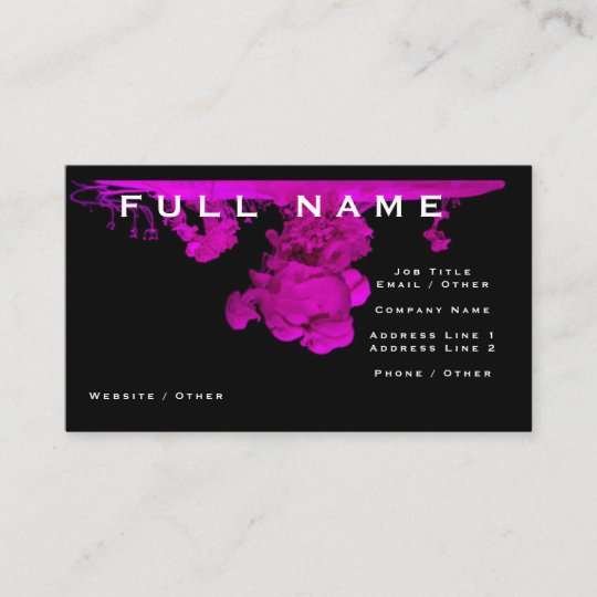 Make up business card zazzle make up business card colourmoves